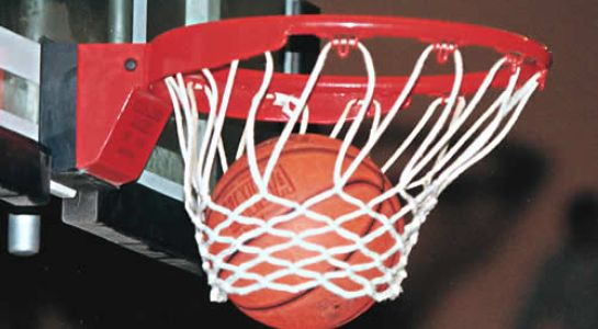 Basketbalová síť Nylon 4 mm 224